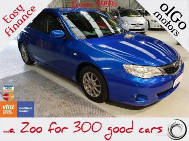 2009 Subaru Impreza 15S *new shape*