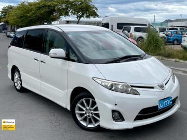 2009 Toyota Estima Aeras G 7-Seater