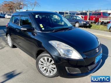 2010 Suzuki Swift 1.2lt XL Hatchback