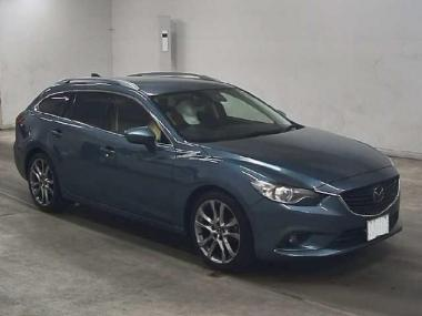 2013 Mazda Atenza 25S Wagon - 63,970km