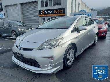 2012 Toyota Prius Hybrid 1.8S No Deposit Finance