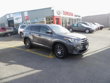 2017 Toyota Highlander Limited 3.5P 8AT AWD SUV/5D