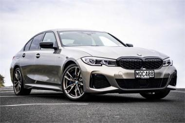 2020 BMW M340i xDrive M Performance +Visibility