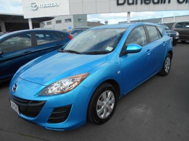 2010 Mazda 3 HATCH GLX 2.0 5AT