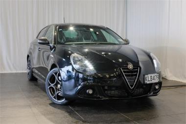 2017 AlfaRomeo Giulietta Quadrifoglio 1.7L Turbo P