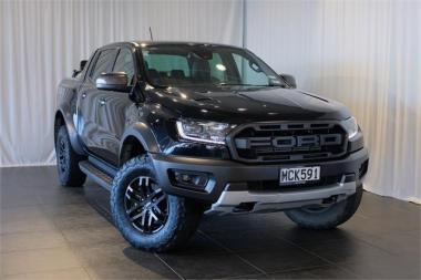 2019 Ford Ranger Raptor 2.0D/4Wd/10At