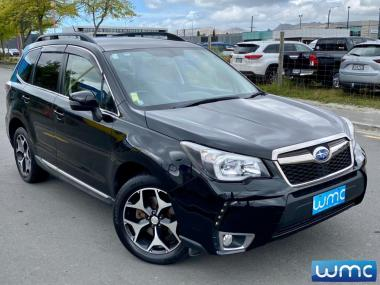 2013 Subaru Forester 2.0lt XT 4WD Turbo