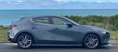 2021 Mazda 3 MAZDA3 I HATCH GTX25 6AT