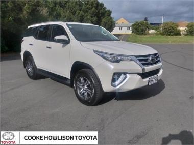 2019 Toyota Fortuner GXL 2.8DT 6AT 4WD