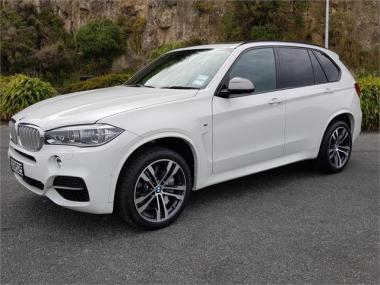 2015 BMW X5 M50d SE