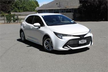2019 Toyota Corolla GX 2.0L Petrol 10 Speed CVT Ha