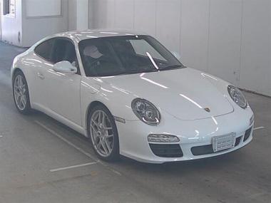 2009 Porsche 911 997.2 Carrera S PDK