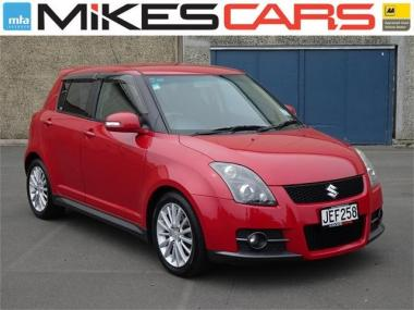 2007 Suzuki Swift Sport Auto