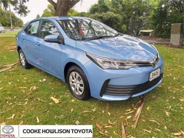 2017 Toyota Corolla GX Sedan