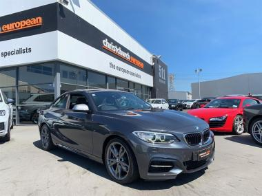 2016 BMW M240i 6 Speed Manual Coupe