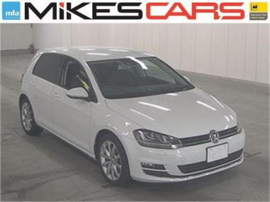 2013 Volkswagen Golf TFSI Highline - 62,670km