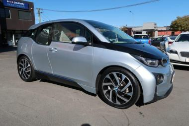 2013 BMW i3 ELECTRIC