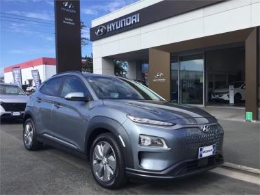 2019 Hyundai Kona EV Elite