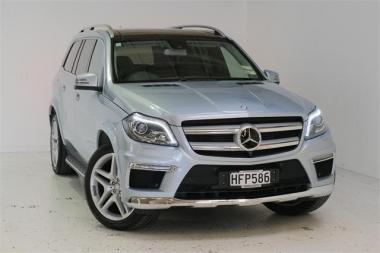 2014 MercedesBenz GL 350 Bluetec