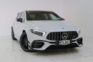 2020 MercedesBenz A 45 AMG