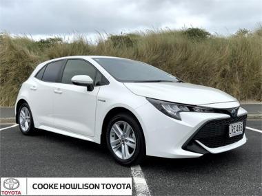 2018 Toyota Corolla GX 1.8P Hybrid Signature Class
