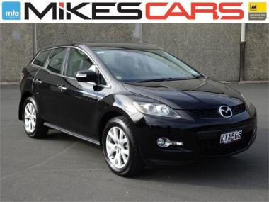 2007 Mazda CX-7 4WD - Only 64,116km