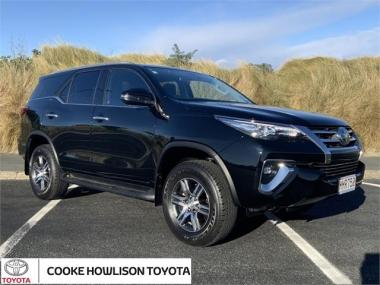 2019 Toyota Fortuner GXL 2.8DT 6AT 4WD SIGNATURE C