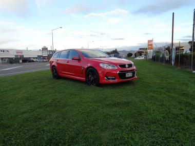 2016 Holden COMMODORE VF2 SS-V REDLINE 6.2