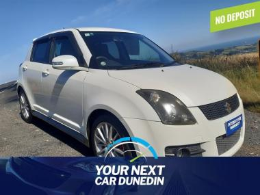 2008 Suzuki Swift Sport Manual Great drive