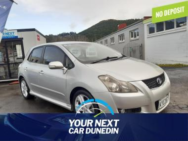 2007 Toyota Blade Master V6 No Deposit Finance