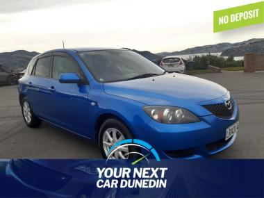 2005 Mazda Axela NO DEPOSIT FINANCE
