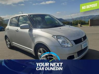2005 Suzuki Swift 1.5L No Deposit Finance