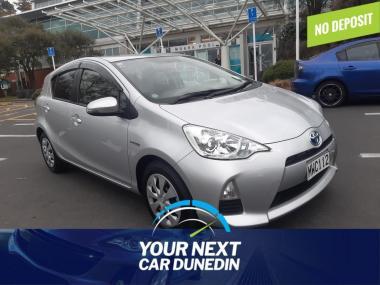 2015 Toyota Aqua Hybrid F/Lift No Deposit Finance