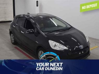 2014 Toyota Aqua Hybrid S No Deposit Finance