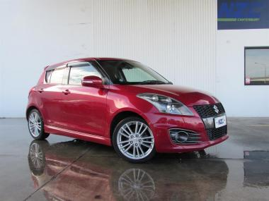 2014 Suzuki SWIFT SPORTS