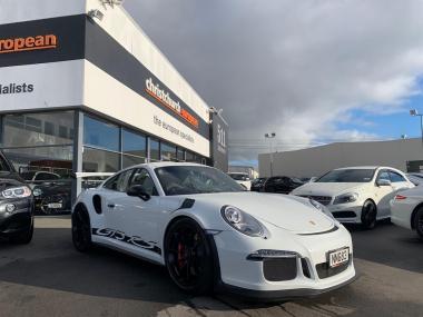2015 Porsche 911 GT3 RS 4.0 7 Speed PDK