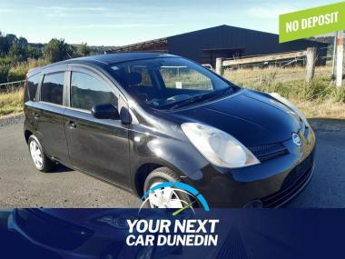 2006 Nissan Note 1.5L No Deposit Finance