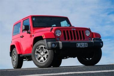 2017 Jeep Wrangler Rubicon 3.6L Petrol 4WD