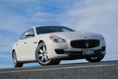 2014 Maserati Quattroporte 3.0L Petrol Twin Turbo