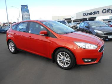 2018 Ford FOCUS Trend 1.5 Petrol auto ecoboost hat