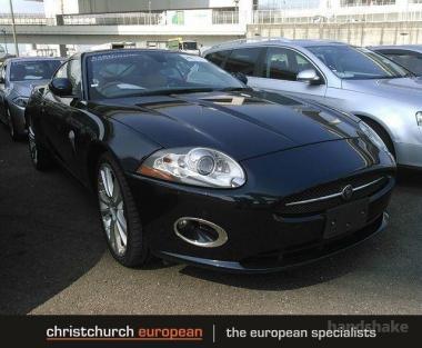 2006 Jaguar XK 4.2 V8 Coupe