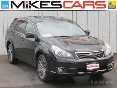 2011 Subaru Outback Sport - 34,012km