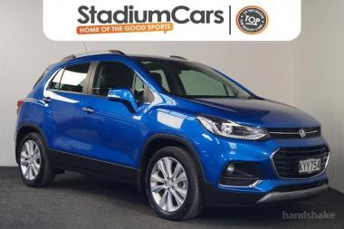 2017 Holden Trax LTZ 1.4 Turbo
