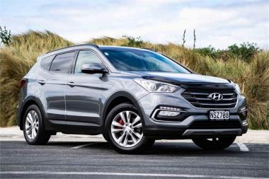2017 Hyundai Santa Fe DM 2.2D Elite 7S PE