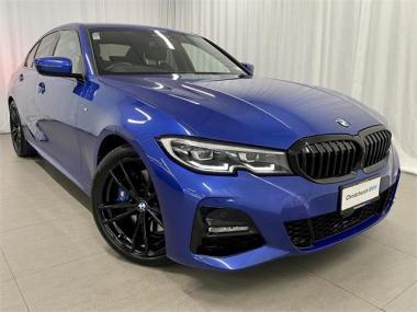 2019 BMW 330i Sedan M Sport
