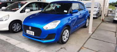 17 Suzuki Swift
