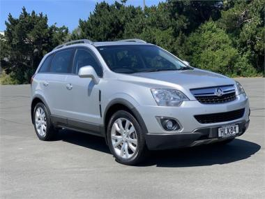 2014 Holden Captiva 5 Ltz Awd 2.2D At