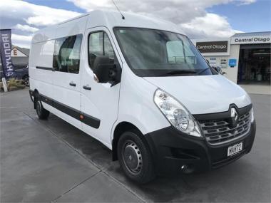2019 Renault Master L3H2 Van