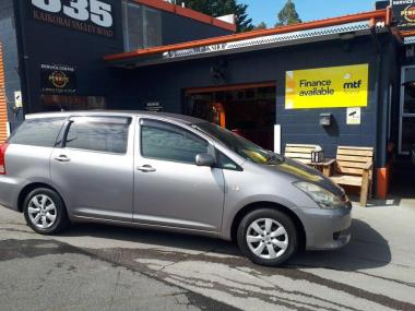 2006 Toyota WISH 7 SEATER 7 SEATER
