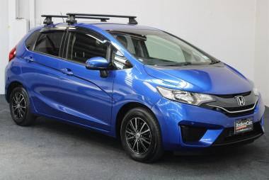 2014 Honda Fit 13G F-Package